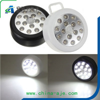15 LED Auto PIR Infrared Motion Detector Sensor Wireless Energy Saving Night Light Lamp Bulb White