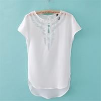 China importwoman sublimation t shirts blank,blank tshirt china supplier,cute bulk blank t-shirts