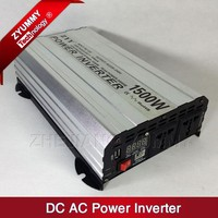 1500W DC AC Power Inverter With
