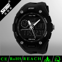Fashionable cheap quartz digital divers watches