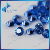 2014 new style charming small spinel rough bule spinel synthetic spinel stone