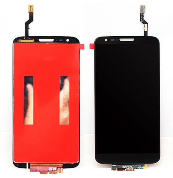 Wholesale Alibaba For LG G2 D800 D801 D803 Screen Digitizer, LCD Screen For LG G2 Lcd And Touch Screen Digitizer