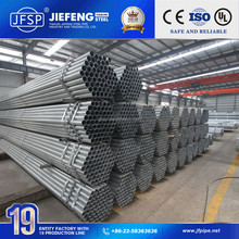 galvanized black tube