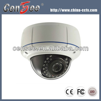 P2P 1.3 Megapixel Onvif IP Camera Ip Dome Push Video Ip Camera