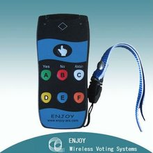 Instant Meeting System Conference Training Wireless Voting System with Anonymous Vote Function RF317