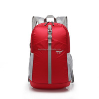 Outdoor foldable backpack skin female male l light backpack laptop backpack with laptop sleeve