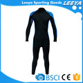 CE / ISO9001 Certificate high quality OEM polyester fabric Lycra surf wetsuits