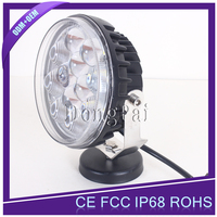 36W LED Work Light, LED Auto Light, 6 inch Offroad Car LED Headlight