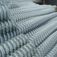 Hot dipped galvanized chain link fence/chain link fence panels sale