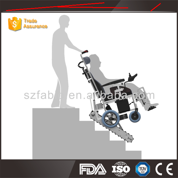 lightweight small electric wheelchair with mini size