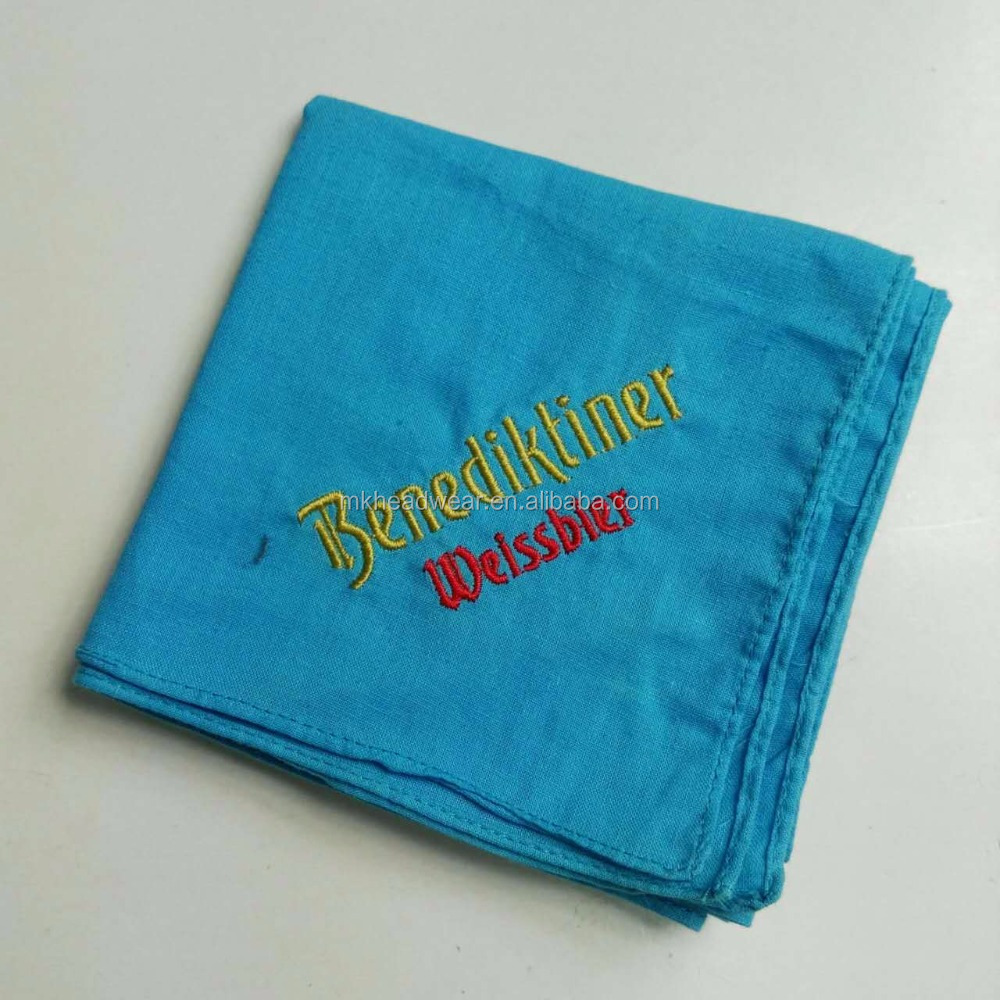 High Quality Unisex Wholesale Custom Multifunctional Seamless embroidery headwear Bandanas