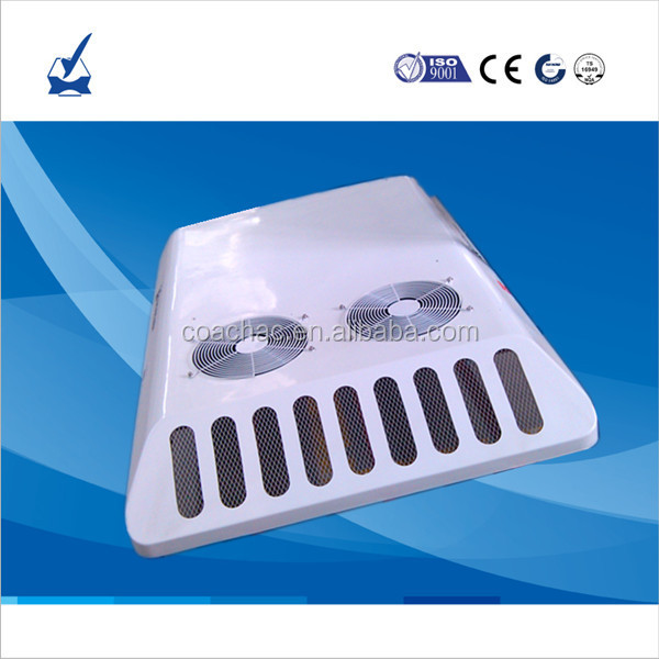 KT-12 12v/24 volt Roof mounted van air conditioner, van air conditioning for van 5-6.5 meters long