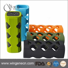 Hot Sale Protective Bluetooth Speaker Soft Cover Mini Wireless Speaker Silicone Cover