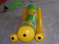 inflatable water toy game seesaw for water funny