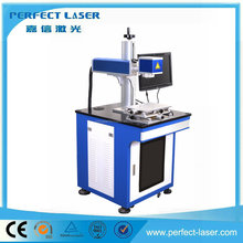 Safe and easy-to use enclosed fiber laser marking machine for sale