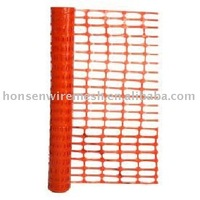Plastic Barrier Fence (factory)