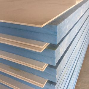 Low price MGO EPS/ XPS fireproof materials SIP magnesium oxide board sandwich panel for exterior and interior wall