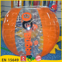 Airpark Hot Selling Human Sized Soccer Bubble Ball/Inflatable Bumper Ball for Adult and Kid/Hamster Ball