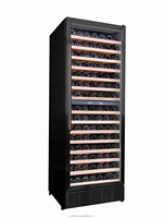 Free standing wine cooler WR188 dual zone