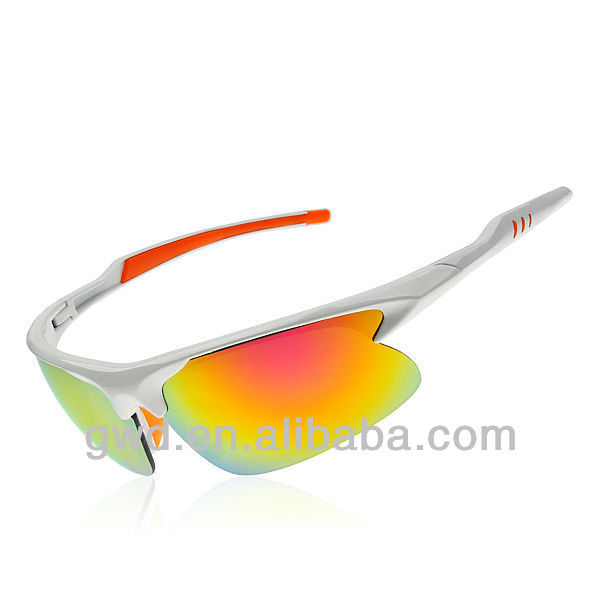 TR90 sporting interchangeable lens sunglasses with Polarized