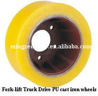 good quality fork-lift truck drive wheel in competetive price from china manufacoty