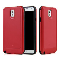 High quality Red color unique cell phone cases for samsung galaxy note 3