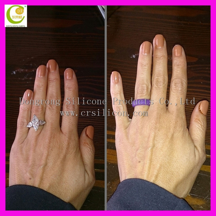Wholesale Silicone Wedding Rings