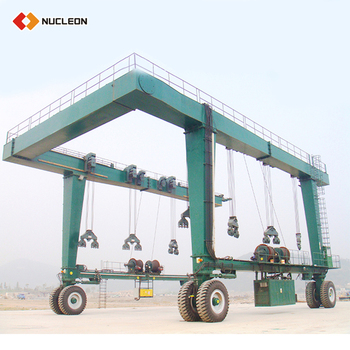 200 Ton Mobile Ship Crane