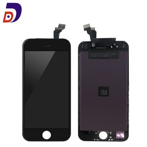 Mobile phone accessories parts lcd display for iPhone 6, JDF lcd digitizer for iPhone 6