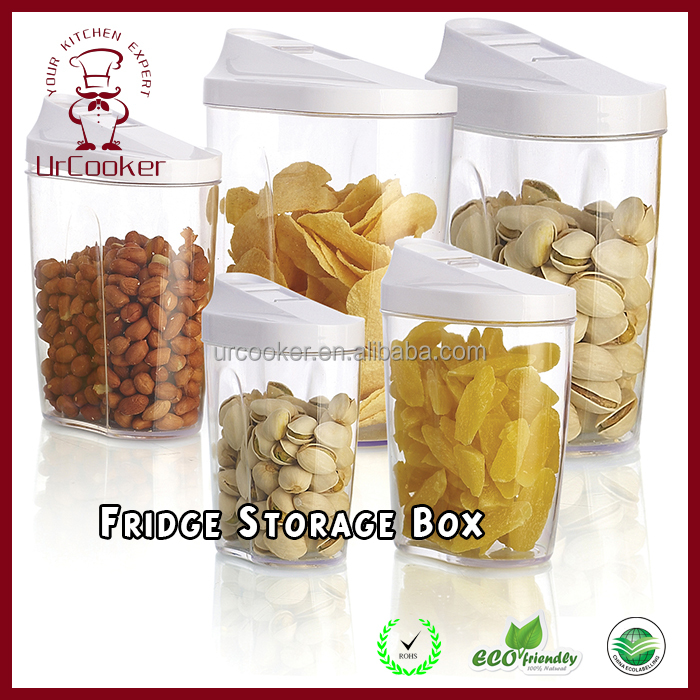 cereal plastic storage container