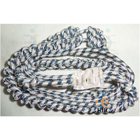 army dress aiguillette, Uniform Silver with blue Aiguillettes, Uniform Dress cords