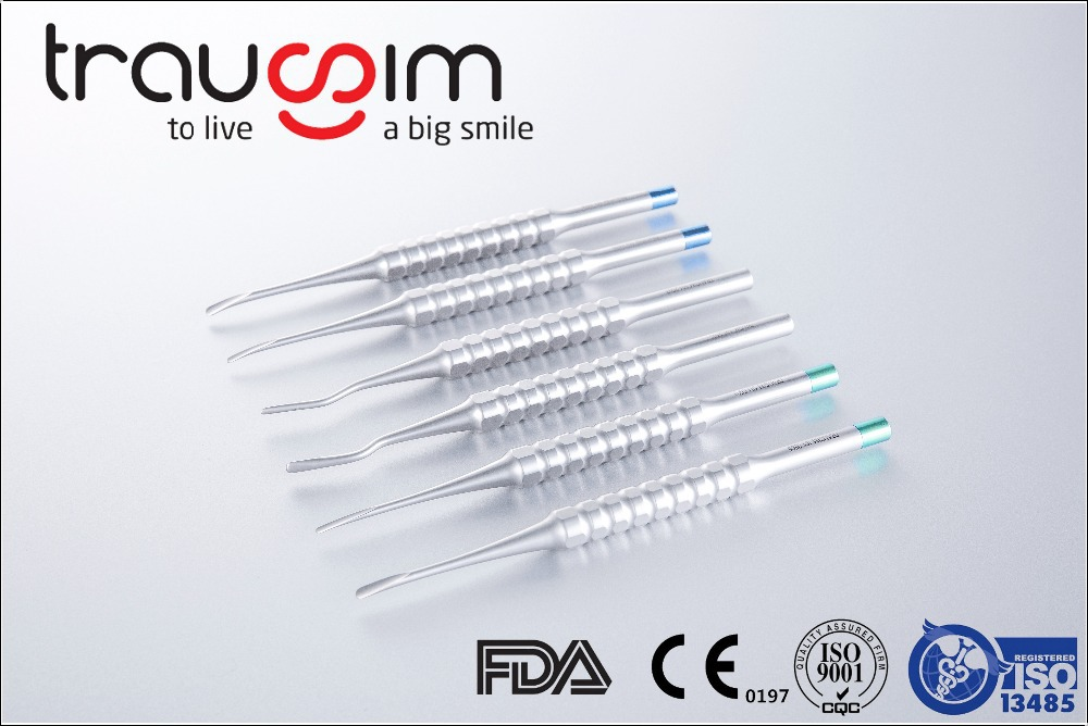 Trausim Steel Dental Instruments and Surgical Tools Bone Expander with CE and FDA