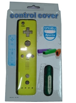 Game accessories for WII control cover(10color)
