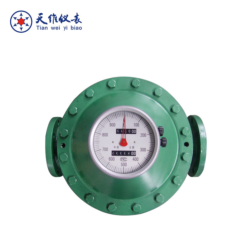 Mechaincal Fuel Oil Diesel Flow Meter