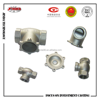 Cast Pipe Fittings Coupling 316 304