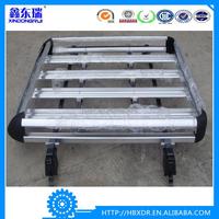 extrusion aluminum car roof rack