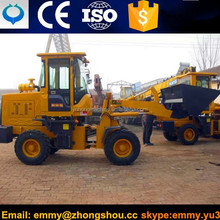 Compact Shovel Tractor Wheel Loader for sale in UK alibaba express china made