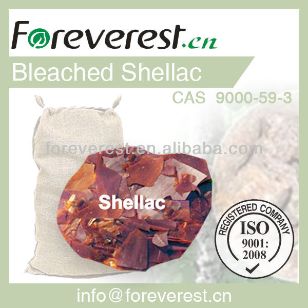 Natural Resin Shellac - Foreverest Resources