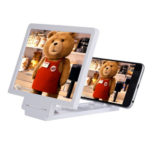 8.2inch mobile phone screen video amplifier