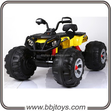 2017 latest 24V big electric kids quad ATV with 2 motors 2 speeds