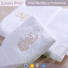 Professional customized hotel towel set,wholesale hotel bath towel,china supplier white hotel towel