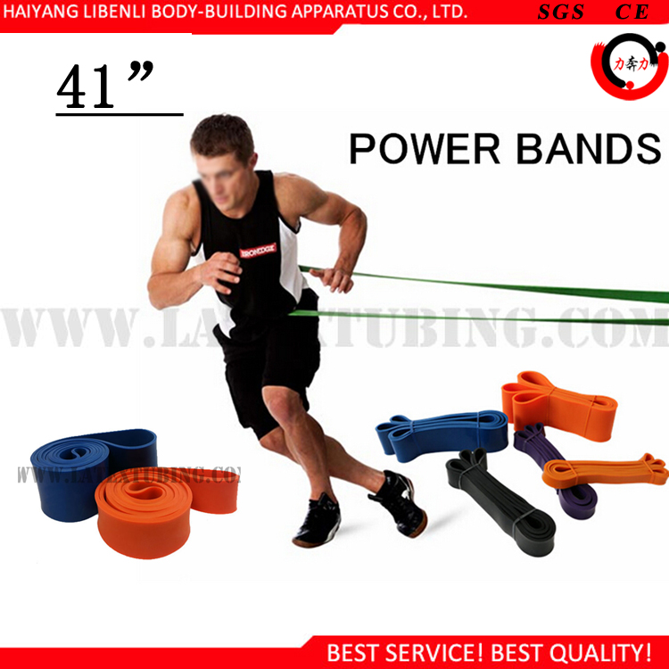 Crossfit Strength Training Latex Rubber Band