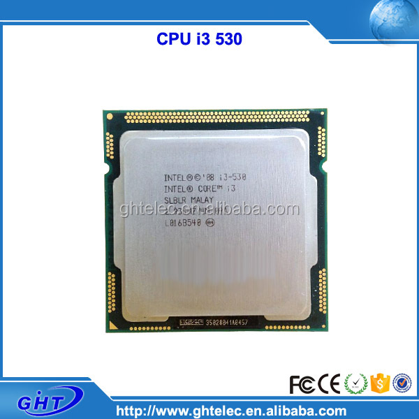 i3 530 lga1156 socket refurbished cpu