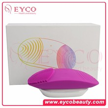 2016 new arrived Silicone Makeup Brush Cleaner electronic face scrubber for skin care
