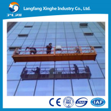 Manual Suspended Platform/Manual Work Patform /Cradle/Gondola for Construction
