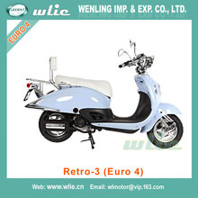 2018 New new 49cc scooter natural gas motorcycle naked Retro-3 50cc/125cc (Euro 4)