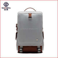 Pretty New Design Double Laptop Travel Backpack School Bags men