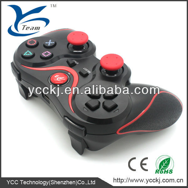 Hot selling Original Bluetooth Controller Gamepad joystick For PC Sony Playstation 3 For PS3 game accessory