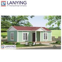 New design high quality affordable tiny prefab well house