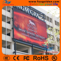 Shenzhen super quality P6 outdoor led screen